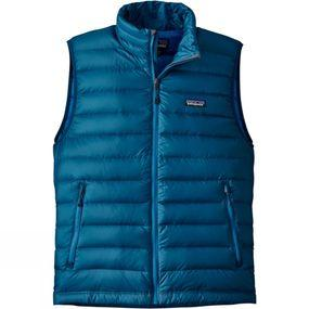 Mens Down Sweater Vest