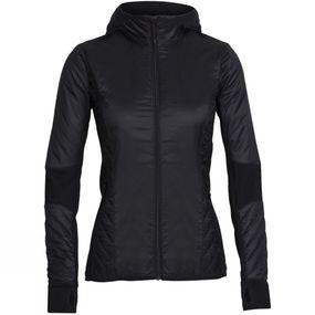 Women's Helix Long Sleeve Zip Hood